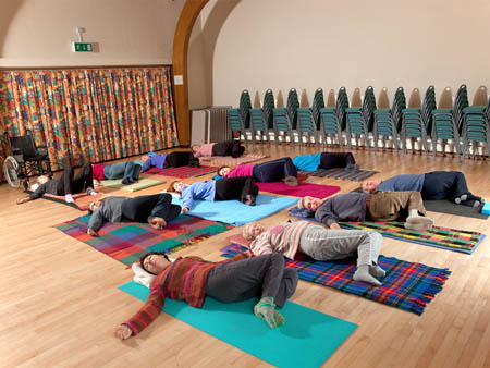 Sheffield Yoga for ME/CFS Group